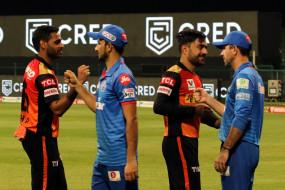 आईपीएल-13 : दिल्ली को मिली पहली हार, हैदराबाद को पहली जीत (राउंडअप)