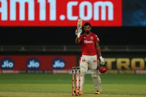 IPL-13 : लोकेश राहुल ने लगाया इस सीजन का पहला शतक