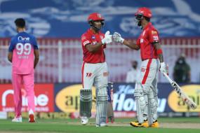 IPL-13 : राजस्थान के खिलाफ मयंक-राहुल का तूफान, पंजाब के नाम इस सीजन का सबसे बड़ा स्कोर