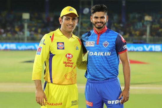 IPL-13: लीग के 7वें मैच में आज चेन्नई-दिल्ली आमने-सामने, दोनों टीमों की नजर दूसरी जीत पर