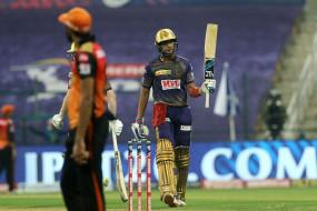 KKR vs SRH IPL 2020 Live Score: शुभमन गिल का IPL में 5वां अर्धशतक, जीत की ओर बढ़ी केकेआर