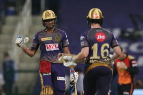 KKR vs SRH IPL 2020: शुभमन गिल के धमाके से केकेआर की पहली जीत, हैदराबाद को 7 विकेट से हराया