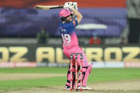 आईपीएल-2020 : सैमसन, स्मिथ की मेहनत को तेवतिया ने मंजिल पर पहुंचाया (राउंडअप)