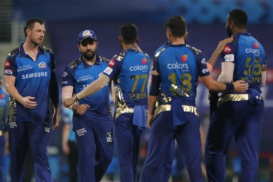 KKR Vs MI, IPL-13: मुंबई ने कोलकाता को 49 रन से हराया, मैच में रोहित शर्मा ने सबसे ज्यादा 80 रन बनाए