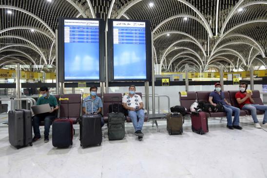 कोरोना का कहर: इराक ने विदेशी यात्रियों के प्रवेश पर लगाया प्रतिबंध