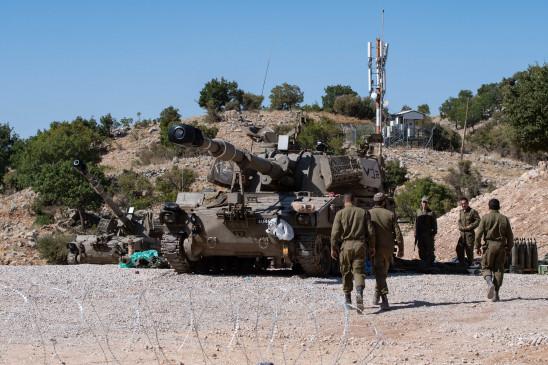 इजरायल ने समुद्र से समुद्र में मार करने वाले मिसाइल सिस्टम का परीक्षण किया