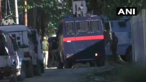 J-K: बडगाम जिले में सुरक्षाबलों ने की आतंकियों की घेराबंदी, एनकाउंटर शुरू