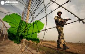 जम्मू-कश्मीर: LoC पर पाकिस्तान ने फिर किया सीजफायर का उल्लंघन, पुंछ के तीन सेक्टरों में की गोलाबारी