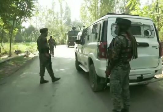 J&K: बडगाम में CRPF की पार्टी पर आतंकियों ने किया हमला, हथियार छीने, गोली लगने से एक जवान शहीद