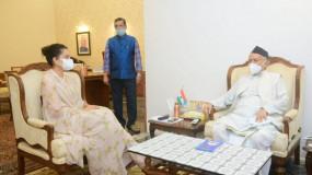 Kangana Vs Shiv Sena: राज्यपाल भगत सिंह कोश्यारी से मिली कंगना रनौत, कहा- उम्मीद है मुझे न्याय मिलेगा