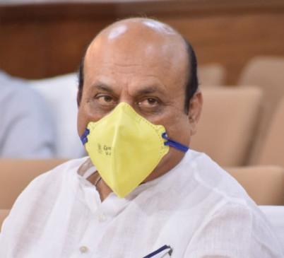 कर्नाटक के गृहमंत्री बोम्मई कोरोना पॉजिटिव