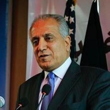खलीलजाद तालिबान के साथ युद्धविराम में चाह रहे पाक की मदद