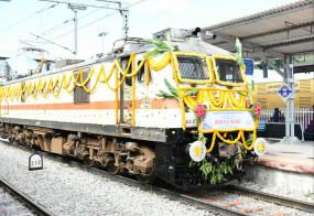 बेंगलुरु-दिल्ली के बीच 19 सितंबर से चलेगी किसान रेल