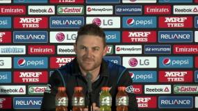 IPL-13: मैक्कलम ने कहा- रसेल को ऊपरी क्रम में भेज सकती है नाइट राइडर्स