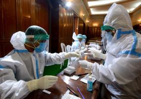 तेलंगाना में कोविड-19 के मामले 1.60 लाख के पार