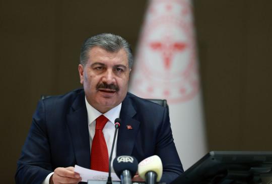 तुर्की में कोविड-19 संचरण जारी, अब तक 7,119 मौतें