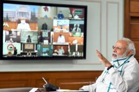 कोरोना पर मंथन: प्रधानमंत्री मोदी आज सात राज्यों के मुख्यमंत्रियों के साथ करेंगे बैठक, स्वास्थ्य मंत्री भी होंगे शामिल