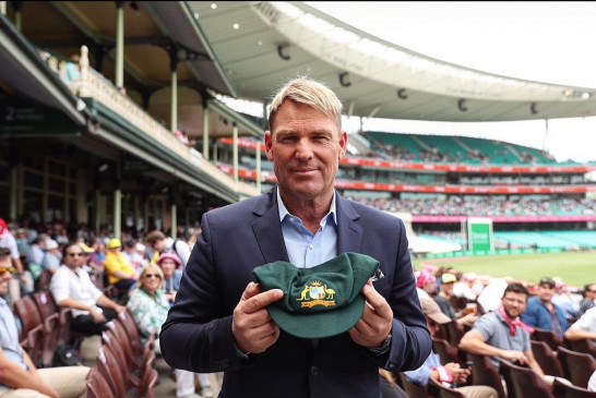 दूसरे मैच में मिली हार, ऑस्ट्रेलिया के लिए तमाचा : वार्न