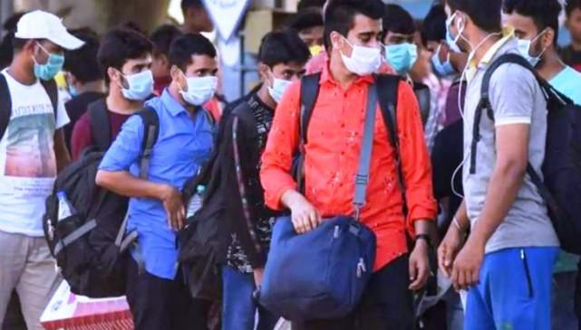 भोपाल: कोरोना का कहर बढ़ते ही सख्त हुआ प्रशासन, अब मास्क न पहनने वालों पर लगेगा 500 रुपए का जुर्माना