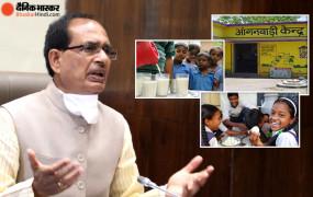 मध्य प्रदेश: कुपोषण दूर करने के लिए आंगनवाड़ी केंद्रों में अंडा नहीं दूध बांटा जाएगा- शिवराज सिंह