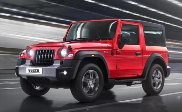 SUV: Mahindra Thar की कब शुरू होगी बुकिंग, जानें किन सुरक्षा फीचर्स से लैस है ये एसयूवी