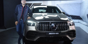 Mercedes-AMG GLE 53 Coupe भारत में लॉन्च, जानें कीमत और फीचर्स