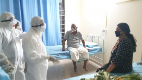 तेलंगाना में पिछले 24 घंटे में कोरोना के संक्रमण से ज्यादा रिकवरी