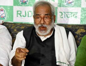 रघुवंश प्रसाद सिंह के निधन पर बिहार में शोक की लहर