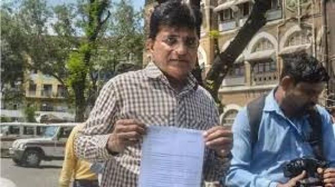 मुंबई : महापौर के खिलाफ धरना दे रहे भाजपा नेता सोमैया गिरफ्तार, लागू है धारा 144