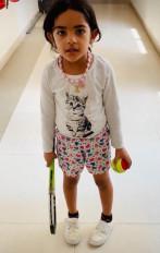 नडाल ने केरल की 5 साल की टेनिस खिलाड़ी को सराहा