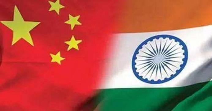 भारत और चीन की सेना के बीच सीमा तनाव को कम करने के लिए बातचीत जारी