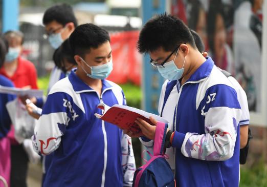 चीन में सख्त कोविड-19 नियमों के साथ नया स्कूल वर्ष शुरू