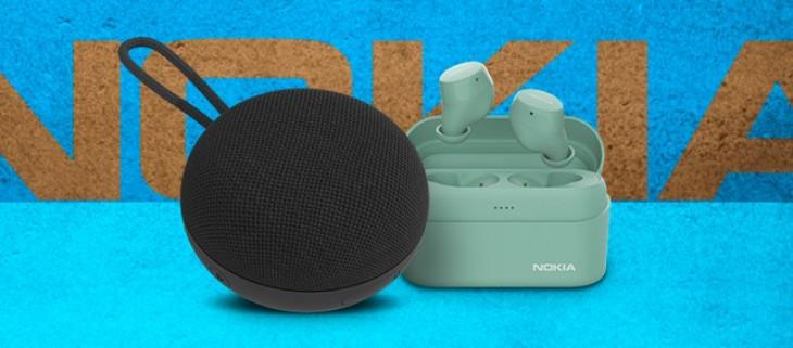 Device: Nokia पावर ईयरबड्स और पोर्टेबल वायरलेस स्पीकर लॉन्च, जानें कीमत और फीचर्स