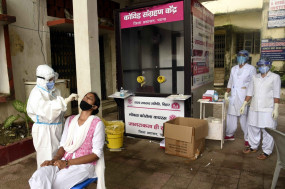 बिहार में अब 1़ 80 लाख कोरोना संक्रमित, रिकवरी रेट 92 फीसदी से ऊपर