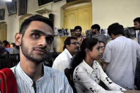 दिल्ली हिंसा मामले में उमर खालिद गिरफ्तार