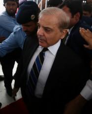 पाकिस्तान : मनी लॉन्ड्रिंग मामले में शहबाज शरीफ गिरफ्तार