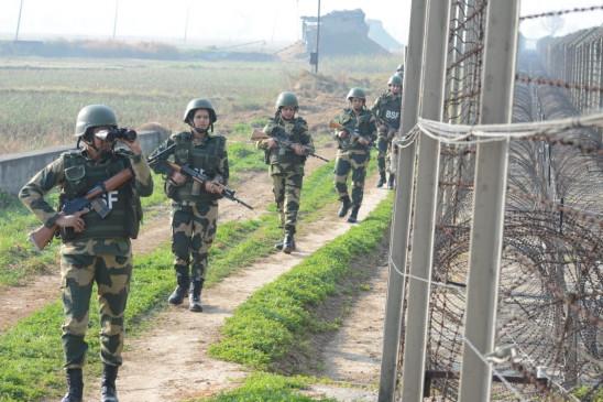 पाकिस्तानी सेना ने जम्मू-कश्मीर में लगातार संघर्ष विराम का उल्लंघन किया