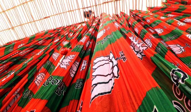 पटना: टिकट के मुद्दे पर बीजेपी समर्थकों के बीच हाथापाई