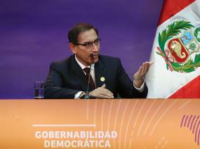 पेरू के राष्ट्रपति ने ऑडियो रिकॉडिर्ंग को फ्रॉड बताते हुए खारिज किया
