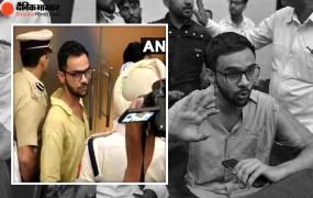 Delhi Riots: दिल्ली हिंसा मामले में JNU के पूर्व छात्र उमर खालिद को पुलिस ने किया गिरफ्तार