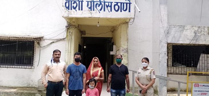कोरोना संक्रमण से मौत का नाटक रचकर प्रेमिका के साथ भागा इंदौर, पत्नी-बेटी को छोड़ा बेसहारा, पुलिस ने मशक्कत के बाद पकड़ा