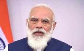 प्रधानमंत्री मोदी ने पूछा : कोरोना महामारी से निपटने में संयुक्त राष्ट्र कहां है?