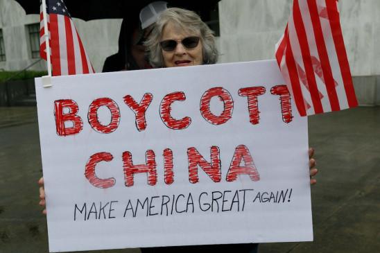 Boycott China: अमेरिका ने चीनी छात्रों के वीजा बैन के बाद कई प्रोडक्ट्स के आयात पर लगाई रोक