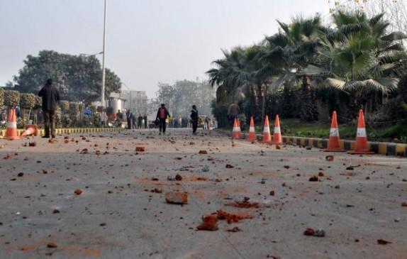 राजस्थान हिंसा : पुलिस फायरिंग में 2 की मौत के बाद आरएएफ तैनात
