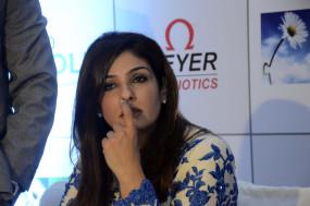 ड्रग एंगल पर रवीना का बयान : सेलेब्रिटीज को निशाना बनाना आसान