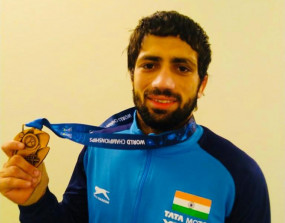 रवि दहिया ने परीक्षा के कारण कुश्ती शिविर में से लिया नाम वापस