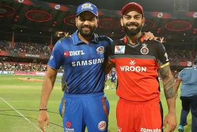 RCB vs MI: IPL सीजन में पहली बार रोहित और विराट की टक्कर, जानिए किसका पलड़ा भारी