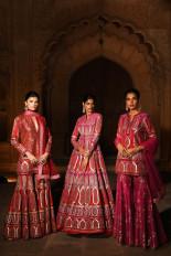 रेनू टंडन का शादी के पारंपरिक जोड़े में नया ट्विस्ट