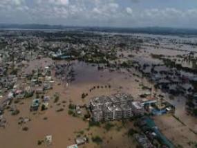 बाढ़ के कारण फसलों का हुए नुकसान के लिए 18 जिलों को 307 करोड़ रुपए मंजूर