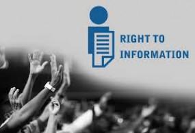 RTI : प्रलंबित 58 हजार सेकंड अपील को लेकर जनहित याचिका दायर